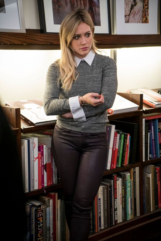 Hilary Duff in Younger TV
