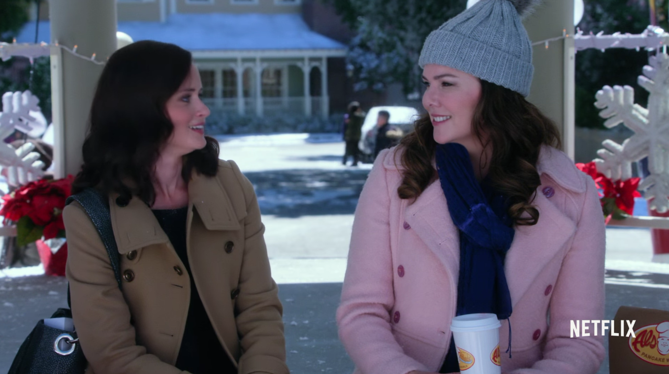 Gilmore Girls: A Year in the Life | Netflix