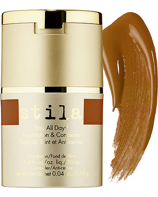 Stay All Day® Foundation and Concealer in Deep 14, $40