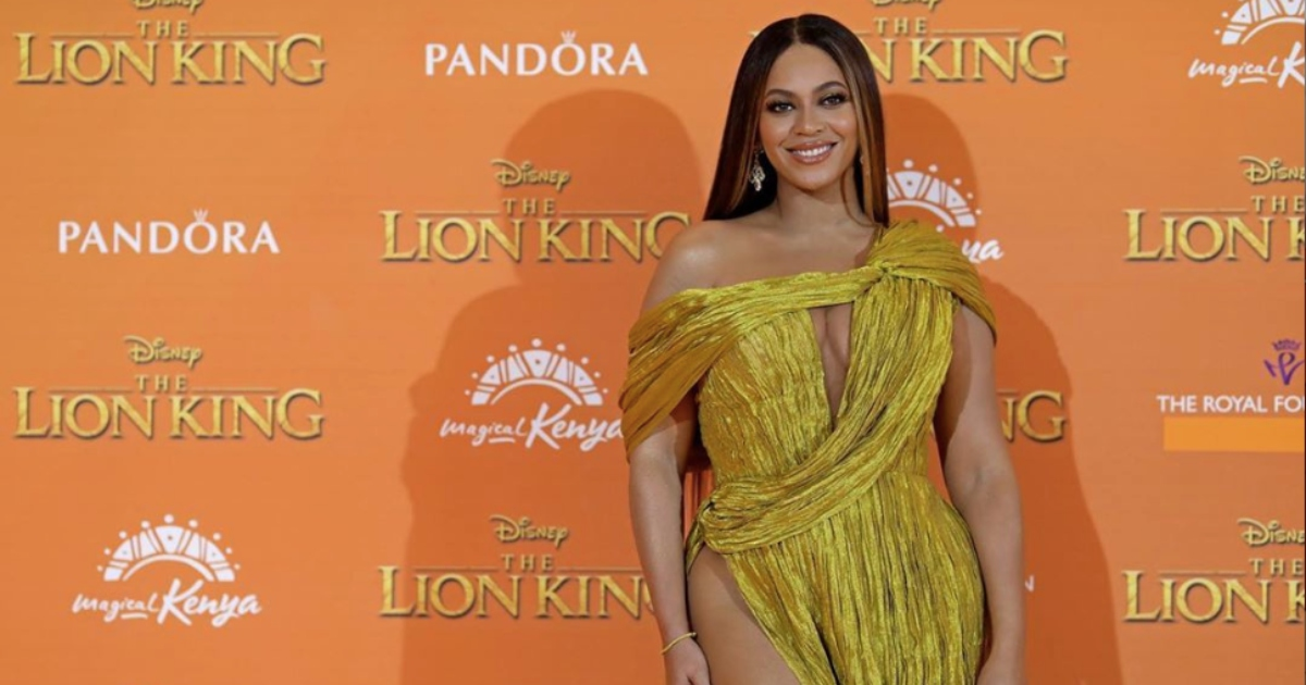 Beyonce | Lion King Official Instagram