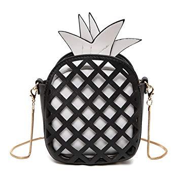 Pineapple Shaped Crossbody Bag, $12.50